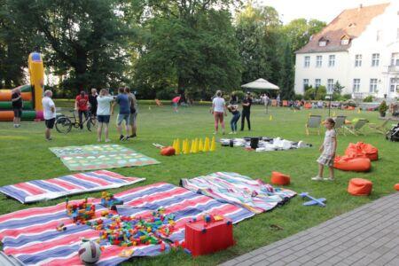 Piknik rodzinny - czerwiec 2021